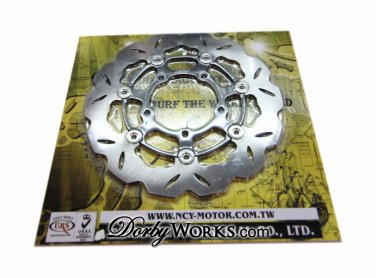 NCY 260MM FLOATING ROTOR BLACK