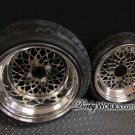 Honda Ruckus Wheels Rim Set SUPER MESH /  12x4 / 12x7 FITMENT GY6 or GET