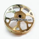 GY6 Racing clutch bell GOLD MESH