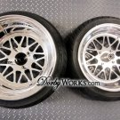 Honda Ruckus wheels ruckus rims DW MESH V2 super staggered Wheels Rim set 12x4 / 13x8 / tires