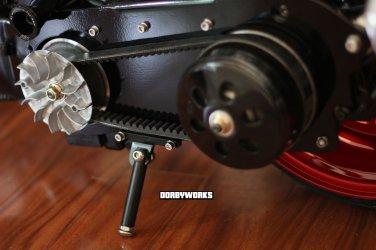 Honda Ruckus CVT kickstand - GET or Gy6