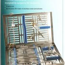 Dental Implant Surgery 19pcs Set - German Steel - Syze Dental UK