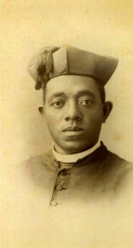 Father Augustus Tolton Holy Card (English Ver.)