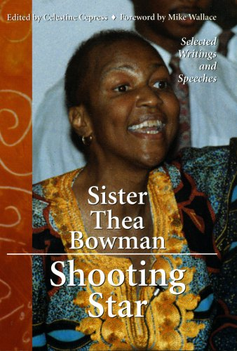 "Book of the Shooting Star ""Sister Thea Bowman"" by Celestine Cepress"