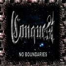 No Boundaries by Conquest USB Wristband