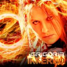 Inferno by Grigori 3 USB Wristband