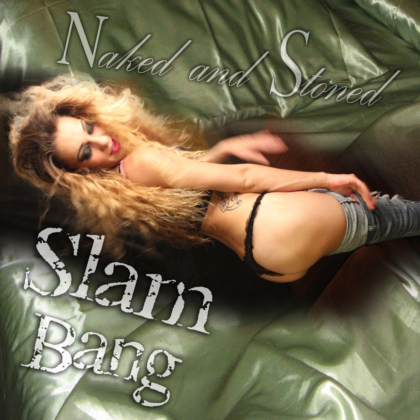 Naked and Stoned by Slam Bang USB Wristband