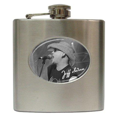 Jeff Swan Signature Flask 6 oz