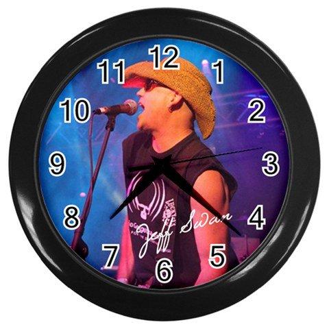 Jeff Swan Wall Clock
