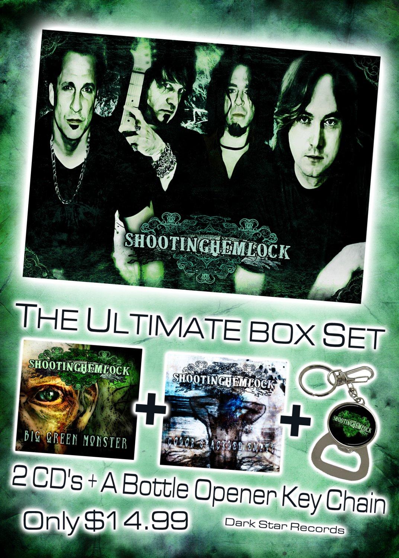 Shooting Hemlock Ultimate Box Set