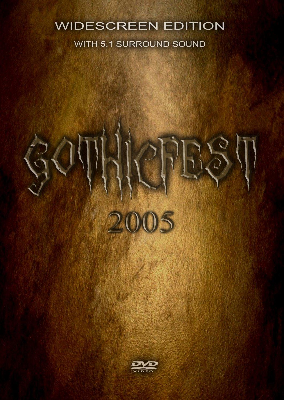 Gothicfest 2005 (USB) Flash Drive