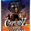 Captain Z & the Terror of Leviathan [Blu-ray]