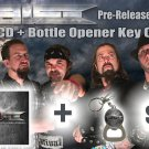 Pulse Pre Release CD with Bottle Opener Keychain