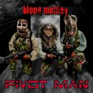 Blood Monkey by Pivot Man USB Wristband