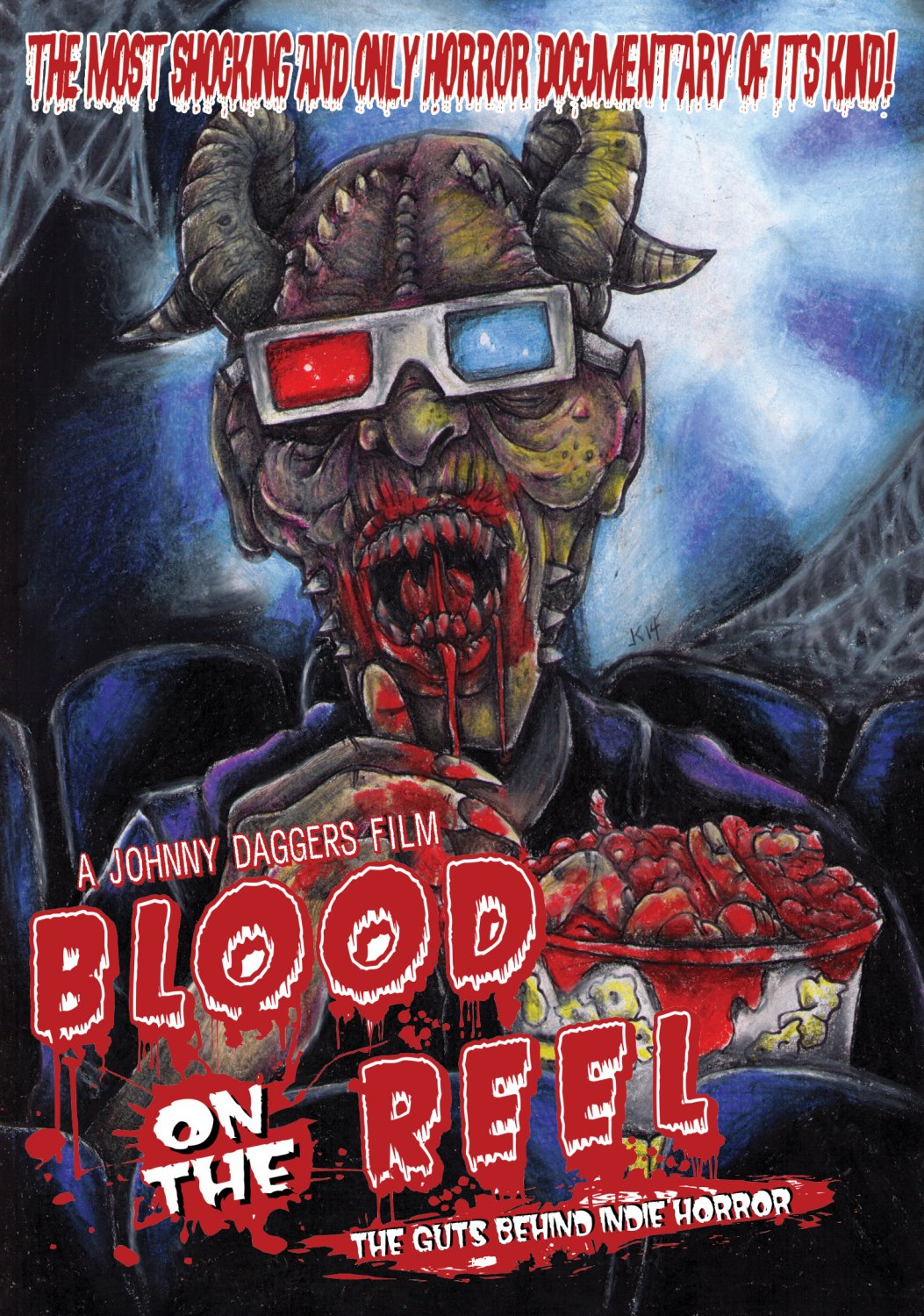 Blood on the Reel (USB) Flash Drive