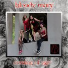 Coming of Age by Bloody Mary USB Wristband