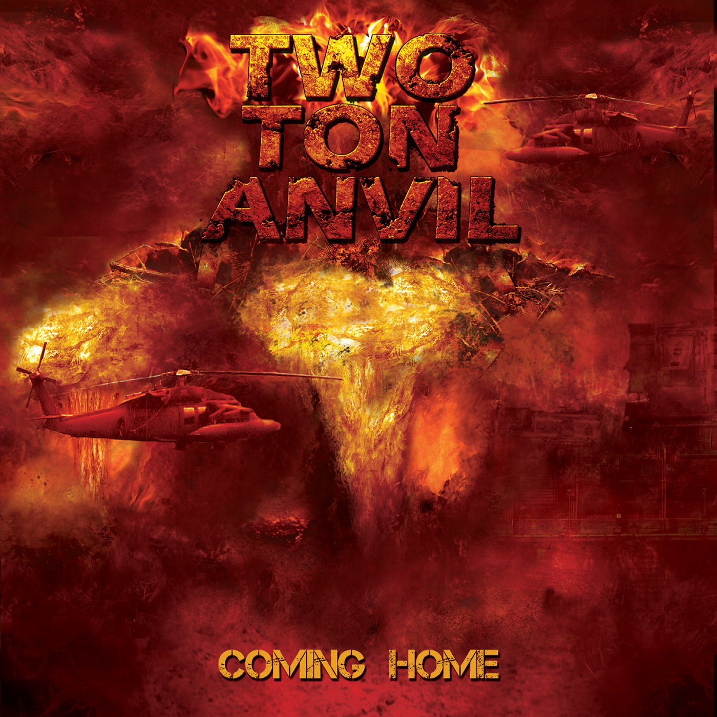 Coming Home by Two Ton Anvil USB Wristband