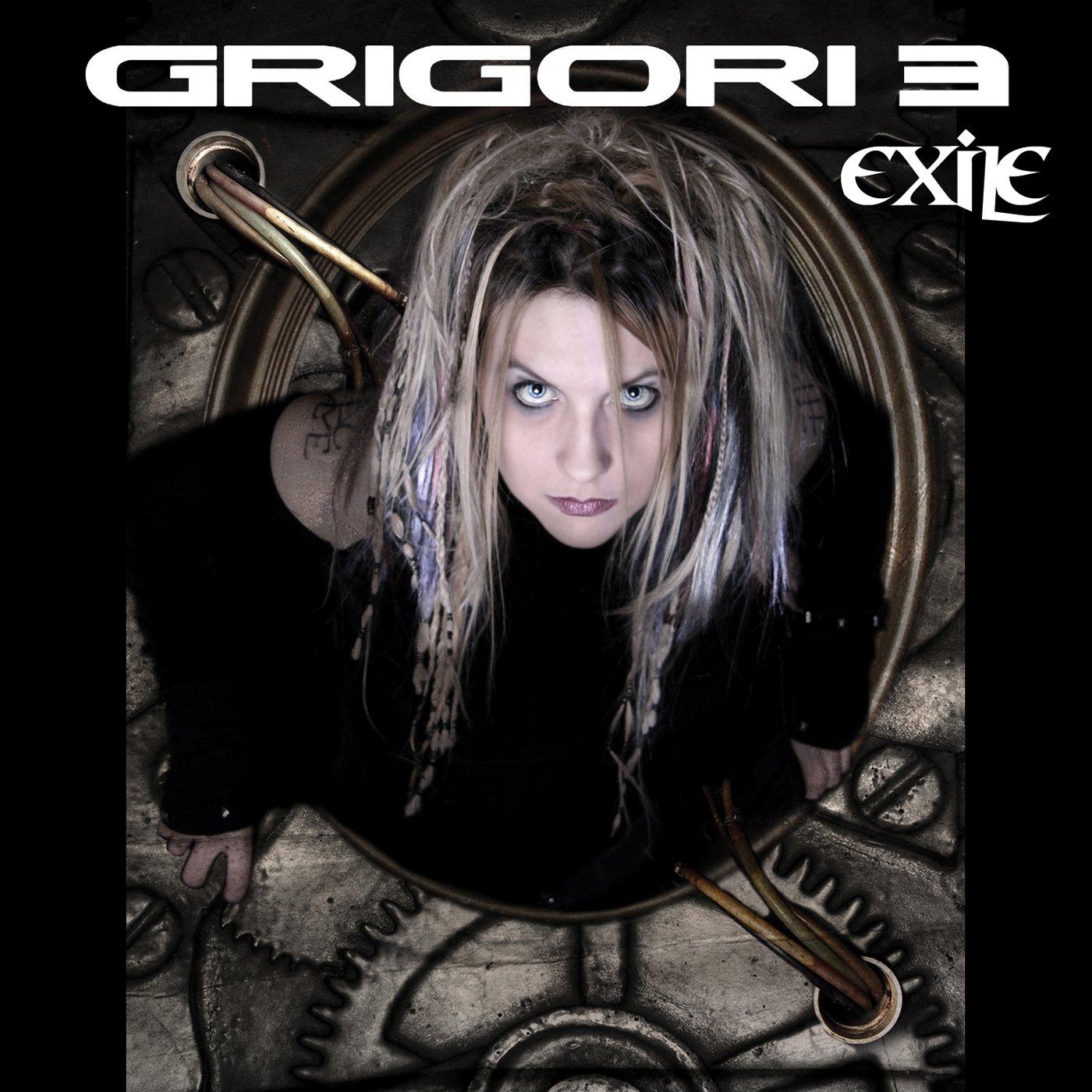 Exile by Grigori 3 USB Wristband