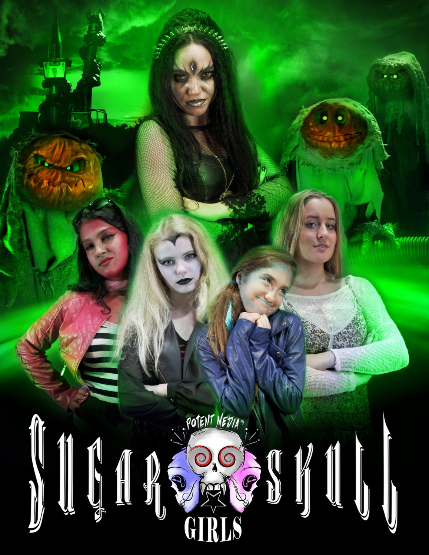 Sugar Skull Girls (USB) Flash Drive