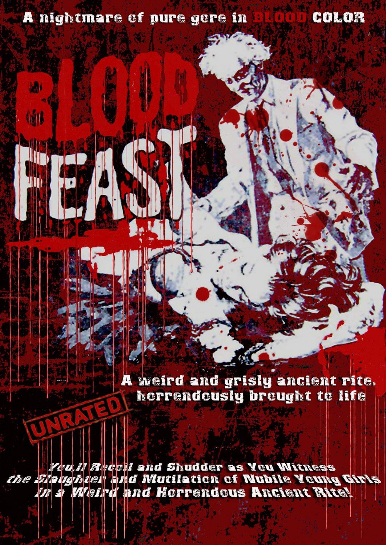 Blood Feast (DVD)