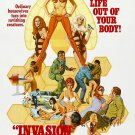 Invasion of the Bee Girls (DVD)