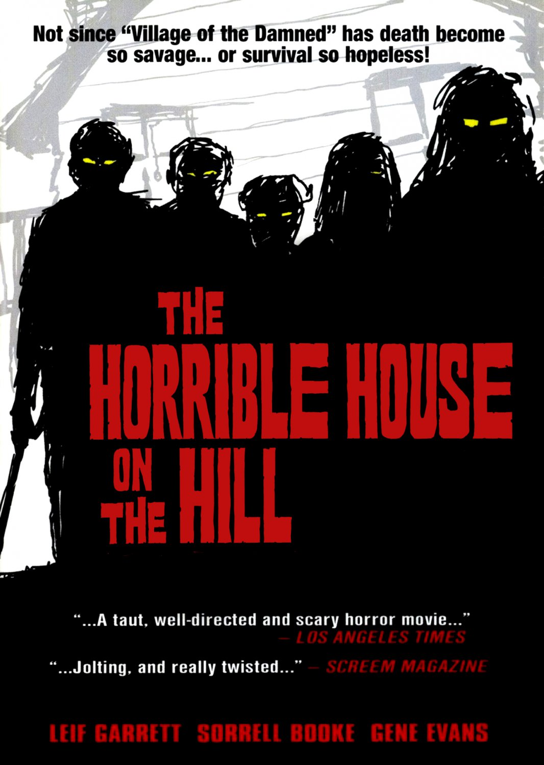 The Horrible House on the Hill (DVD)