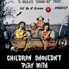 Children Shouldn't Play with Dead Things (DVD)