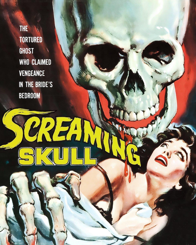The Screaming Skull (DVD)