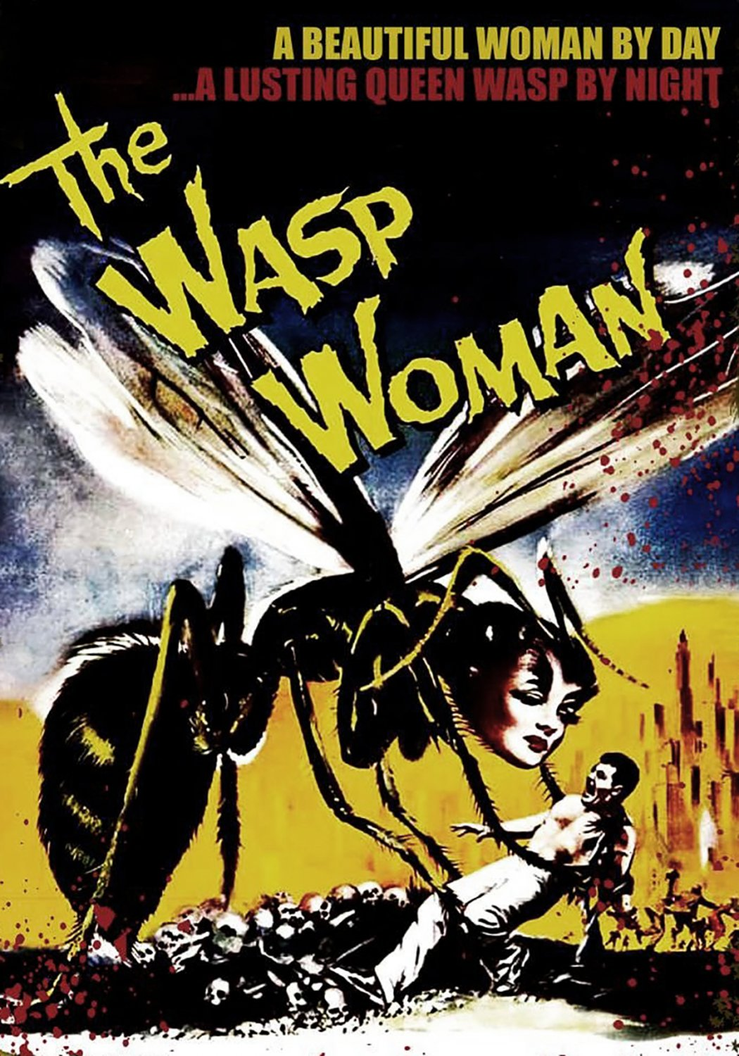 The Wasp Woman (DVD)