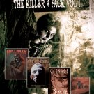 The Killer 4 Pack Vol II (USB) Flash Drive
