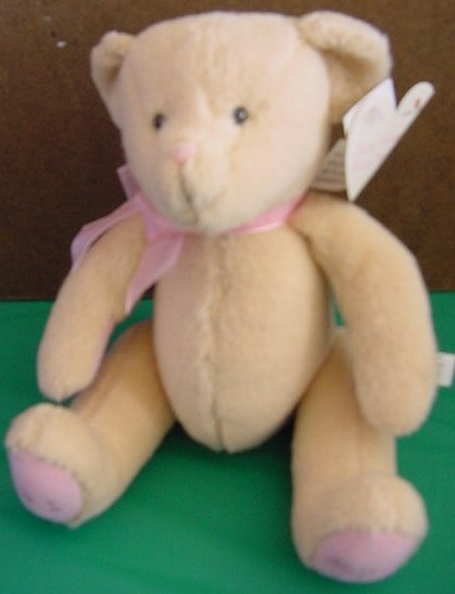 American Greetings Mothers Day Bear Stuffed Plush 6""