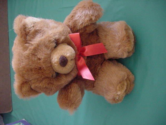Preferred Plush Brown Teddy Bear Soft Stuffed Plush