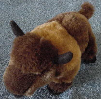 National Parks Conservation Buffalo Calf Stuffed Plush