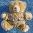 Hasbro Build a Bear Workshop Vest Stuffed Plush 6""