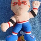 Virtua Fighter 2 Wolf UFO Catcher Doll Tag 1995