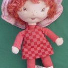 Strawberry Shortcake Scented Doll Stuffed Plush 10""