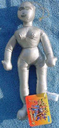 Virtua Fighter 2 Dural UFO Catcher Doll Tag 1995 #2