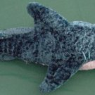 "Great American Toy Co Blue Shark Stuffed Plush 15"""