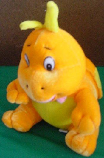 Circus Circus Orange Turtle or Funny Bug Stuffed Plush