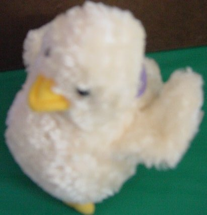 Commonwealth Mini Yellow Chick Peeper Stuffed Plush 4""