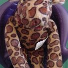 OTC Velcro Hands Mini Spotted Giraffe Stuffed Plush 4""