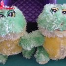 DanDee Kissing Talking I Love You Frog Pair Stuffed Plush 5.5""