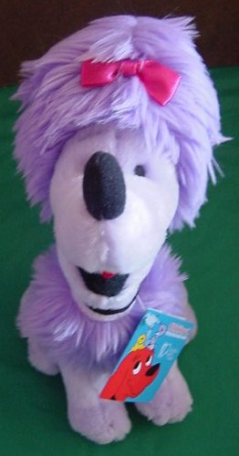 Clifford Cleo Poodle Tag Kohl's Cares For Kids Stuffed Plush 10""
