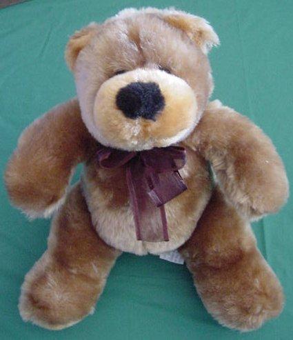 "Calplush Brown Squishy & Soft Bear Stuffed Plush 9"""
