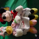 Disneyland Minnie & Daisy Share the Magic Beanie Plush