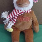 Cheesecake Factory Monkey Herrington Beanie Plush 11""
