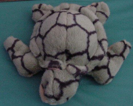 "Aurora A&A Green Sea Turtle Stuffed Plush 7.5"""