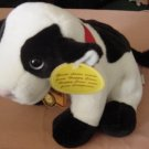 Happy Cow California Cheese Puppet Stuffed Plush Talks Diane
