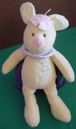 Hallmark Babys First Easter Bunny Stuffed Plush 11""
