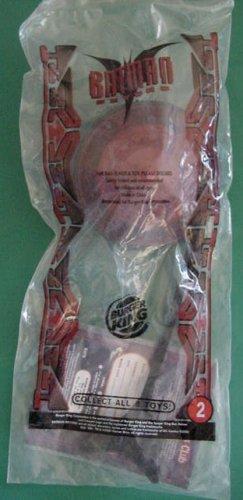 Burger King Batman Beyond #2 Spinner Top? Bag Meal Toy